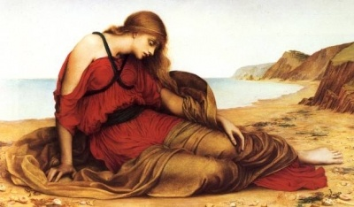 evelyn-de-morgan-ariadne-en-naxos-1877